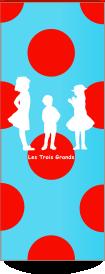 レ トロワ グラン|Les Trois Grands